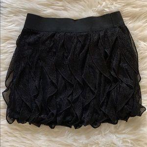 ❤❤ Black Mini Skirt size S